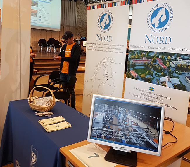 Arbetsförmedlingens utbildningsmässa i Härnösand
