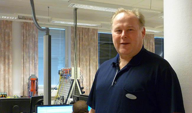 Ali Saukkoriipi lärare inom automation på Utbildning Nord