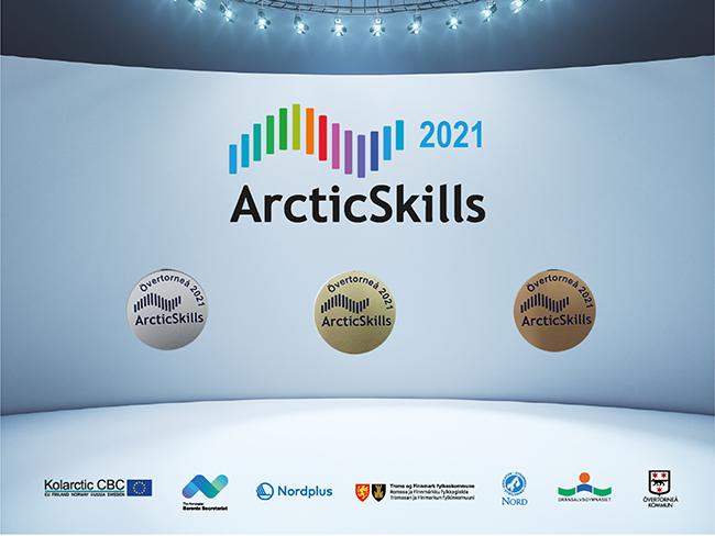ArcticSkills 2021 toteutettiin onnistuneesti