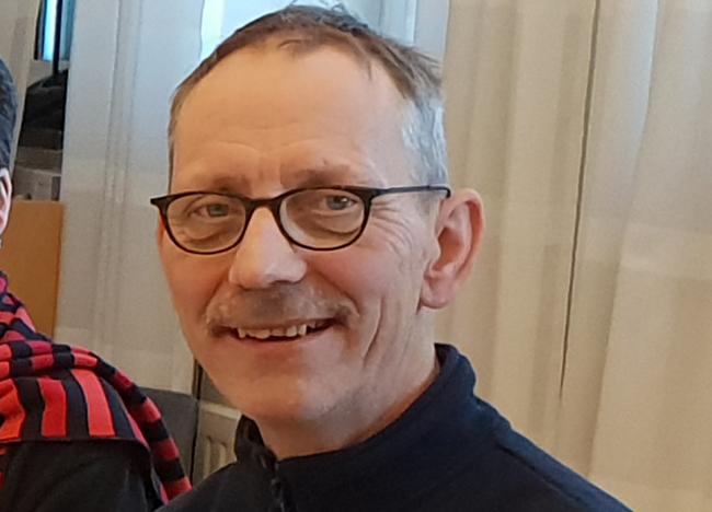 Uusi puheenjohtaja Norjasta