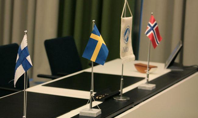 Valtiot neuvottelivat Koulutus Nordille uuden sopimuksen