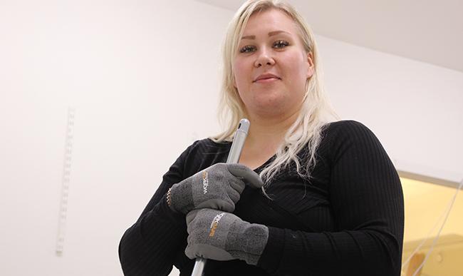 Käden jälki näkyy heti - Maalarin työ on palkitsevaa ja palkkaus kohdallaan