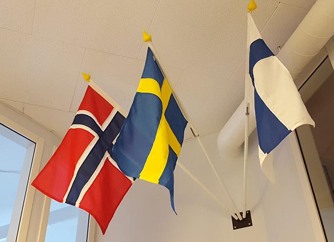 Nordkalottrådets föregångare startade Utbildning Nord