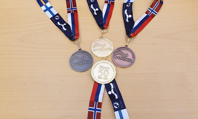 Yrkestävlingen ArcticSkills i Övertorneå ställs in!