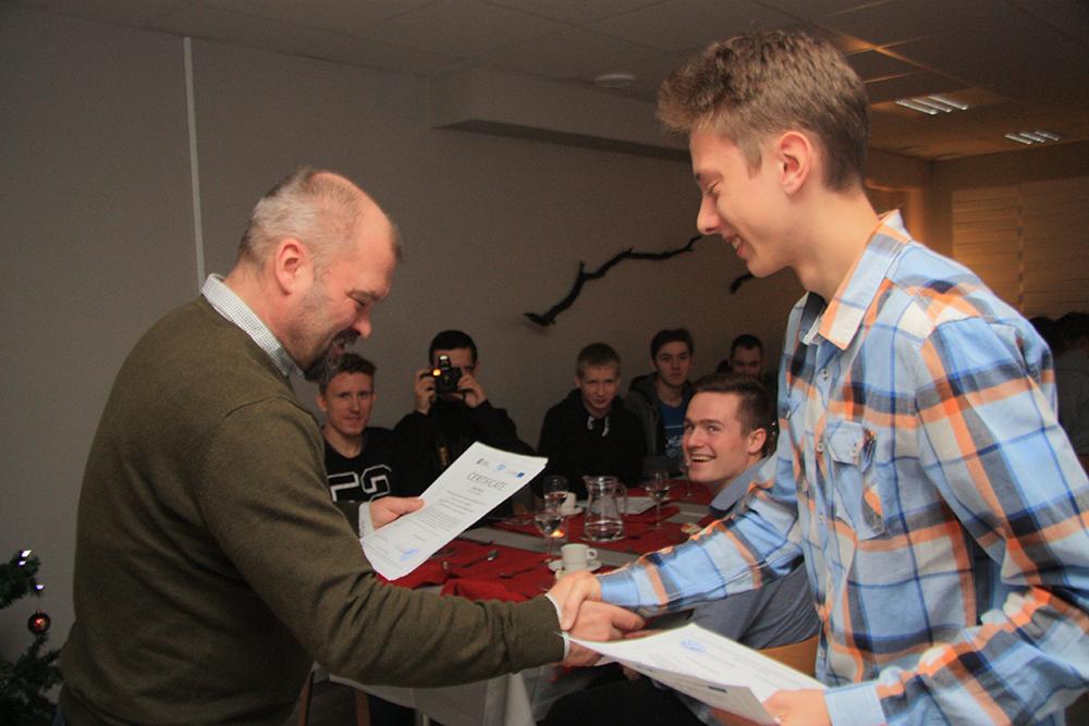 Polske utvekslingselever stortrives i Övertorneå: – Undervisningen her er mer elevsentrert