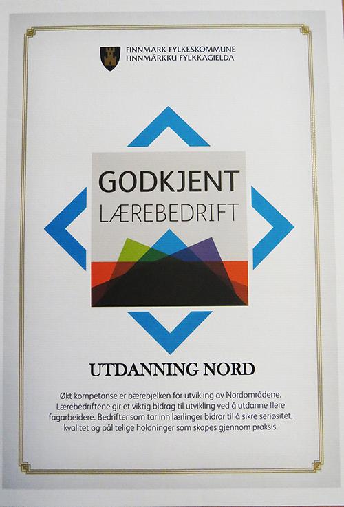 norsk lærebedrift