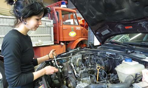 Fordons- och transportprogrammet (FT)