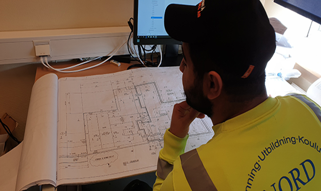 Bygg- och anläggningsprogrammet (BA)